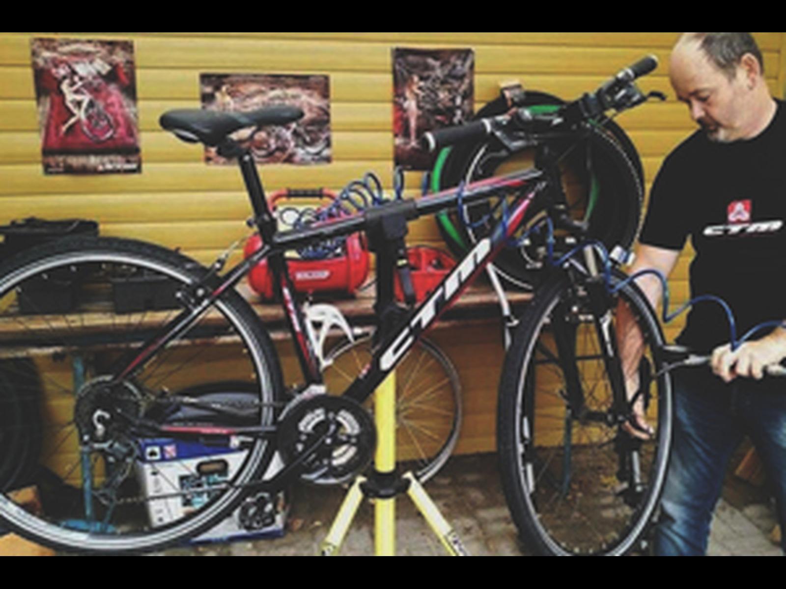 Teker Bringa - Vadkacsa Kerékpáros Pihenő - Kerékpár 0ef606411a